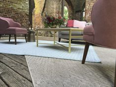 Shaw Floors Style Board at Barnsley Gardens