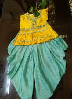 Kids Dress Wear, Kids Gown, Baby Dress, Kids Indian Wear, Kids Ethnic Wear, Kids Frocks Design, Baby Frocks Designs, Kids Lehanga Design, Kids Dress Collection
