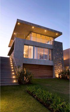 home by martin gomez arquitectos, punta del este, uruguay