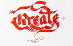 Typography Mania #240 | Abduzeedo Design Inspiration | Lettering | Typography | Design | Handmade | Tipografia | Tipos | Types | Red |