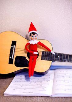 Elf on a Shelf ideas by tammy