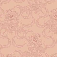 Per 1//4 Metre Pink Quilting Fabric 4503-411 Stof ABC Diaries