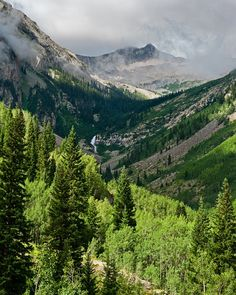 Up the Valley - Maroon Snowmass Wilderness - Colorado | by wboland
