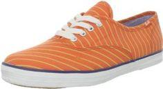 73c337c95 Amazon.com  Keds Women s Champion Candy Stripe CVO Lace-Up Fashion Sneaker