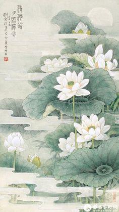 女画家刘菊清工笔作品欣赏 - 李梨 - 李梨
