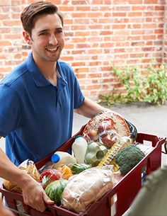 15 Best Online grocery delivery system images | App