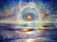 Adam Scott Miller - Celestial Shore  (Energy Art)