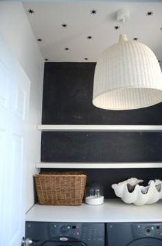 Dark walls & Star Decals