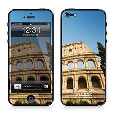 "Da Code ™ Skin for iPhone 5: ""Rome"" (City Series) – USD $ 9.99"