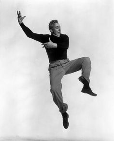 Jacques Tati by Philippe Halsman, 1954