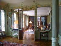 From Soph to you: Visite privée de la maison de famille Louis Vuitton à Asnières