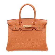 Hermes Birkin 30 cm Togo Bag