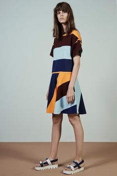 MSGM | Resort 2015 Collection | Style.com