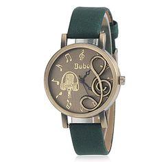fb1679266fbc Relojes · De+la+Mujer+de+la+nota+musical+de+