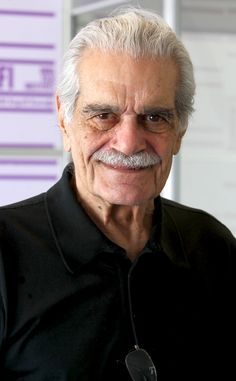 Omar Sharif from Celebrity Deaths: 2015's Fallen Stars  The Lawrence of Arabia star passed away in Cairo after suffering a heart attack. He was 83.