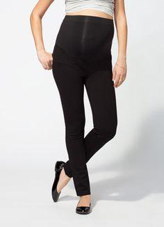 Ponte Skinny Pant from Ingrid & Isabel  #maternity