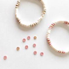 Kids Jewelry, Cute Jewelry, Women Jewelry, Diy Bracelets Easy, Seed Bead Bracelets, Necklace Length Chart, Necklace Lengths, Beaded Choker, Beaded Jewelry