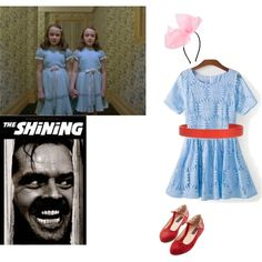 """The Shining"" by ncherkashova on Polyvore"