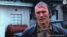 Clint Eastwood as Robert Kincaid [The Bridges of Madison County, Clint Eastwood, Meryl Streep, Westerns, Choices And Consequences, Entertainment Online, Standing In The Rain, National Geographic Photographers, The Wb, Cinema