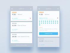 Habit App by Sơn Min - Dribbble