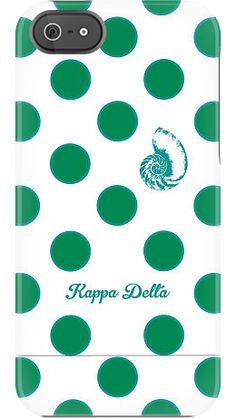 Kappa Delta Dots case by Sorority Life