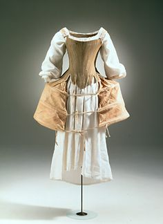 basic overview of undergarments So Faithful a Heart: Things: 18th century women's undergarments