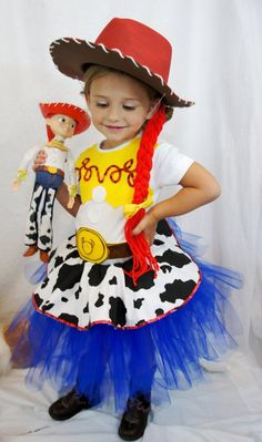toy story 3 jessie dress cow girl up no bow by heartfeltcostumes 3500 alianas 3rd birthday ideas pinterest more cow girl cowgirl party and - Toddler Jessie Halloween Costume