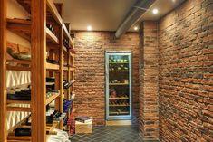 Bildresultat för vinkällare och matkällare