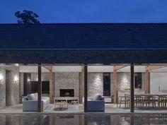 Michaelis Boyd Associates — Oxfordshire Pool House / De Nis