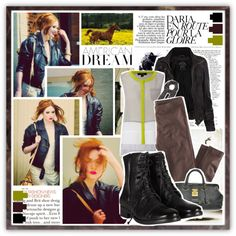 Untitled #51 by halliemcleod on Polyvore featuring Therapy, AllSaints, H&M…