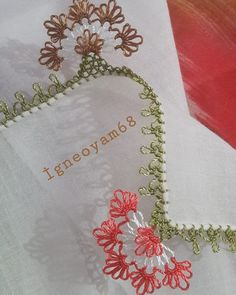 44 Different Needle Lace Models That Are Very Requested- Çok İstek Alan 44 Değişik İğne Oyası Modelleri 44 Different Needle Lace Models, Which Receive Many Requests, # - Crochet Lace Edging, Crochet Borders, Seed Bead Tutorials, Beading Tutorials, Baby Knitting Patterns, Crochet Patterns, Tatting, Sheep Tattoo, Flower Outline