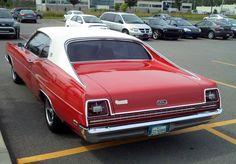 1969 Ford XL fastback