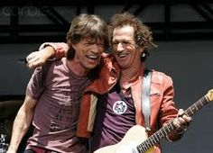 Who are the Glimmer Twins?- Love the Rolling Stones...