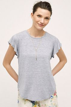 Daily Tee #anthropologie