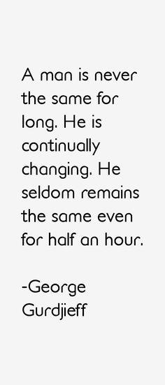 George Gurdjieff Quotes