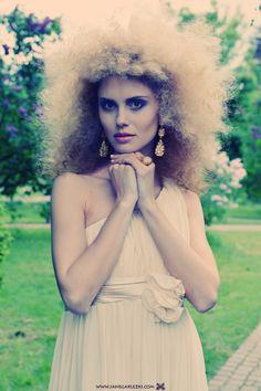 Photography: Jane Garlezki Hair and makeup: Silvia Rupp Model: Susi