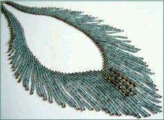 Feather like