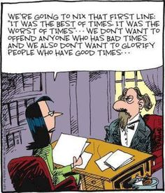 Ten of the Funniest Cartoons About Writing | Something to Write Home About