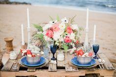 {Inspiration} Mariage à la plage, se marier sur une plage, beach, beach wedding, wedding, original wedding