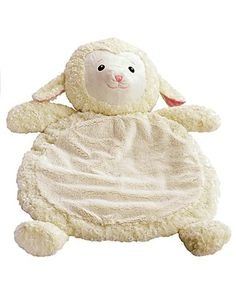 Bestever plush baby mats.  My granddaughters love these.