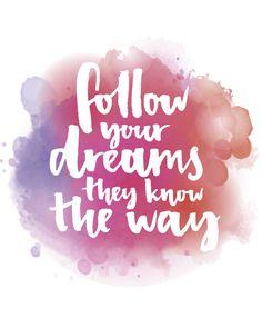 Cree en ti y lograrás todo lo que te propongas. #Quote #girls #dreams