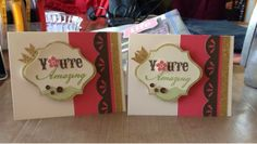 Ginger's Vintage Room: February card club, close to my heart, Ivy Lane