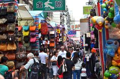 If you are shopaholic, you gotta be here! #TungChoiStreet provides a one-kilometre stretch on which to practise your shopping skills. A shopper's paradise, and indeed very pocket friendly!