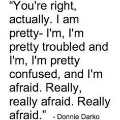 donnie darko poem