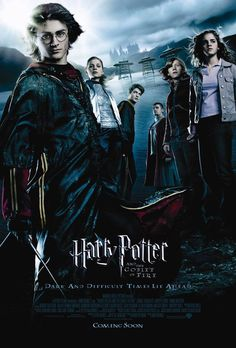 Harry Potter and the Goblet of Fire is a 2005 British fantasy film directed by Mike Newell and distributed by Warner Bros. Pictures.It is based on the novel of the same name by J. K. Rowling. The film, which is the fourth installment in the Harry Potter film series, was written by Steve Kloves and produced by David Heyman.