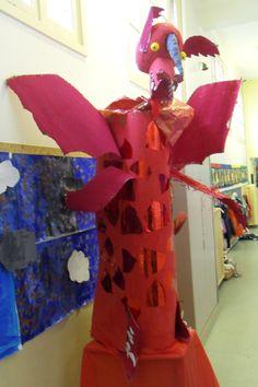 dragon expo la sorcière dans les airs