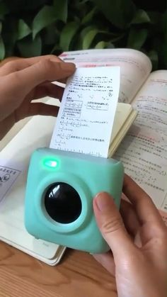 Cool Gadgets To Buy, Gadgets And Gizmos, New Technology Gadgets, Accessoires Photo, Thermal Printer, Ideias Diy, Business Plan Template, Cool Inventions, Useful Life Hacks