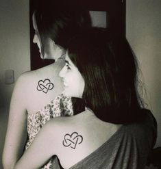 A mother daughter tattoo is an excellent way to immortalize this very special bond. These tattoos can be a like a gift they give each other.