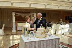 Alberto & Natalina celebrated their 50th Wedding Anniversary with us this Sunday Congratulations to the renewed Mr & Mrs Rotondi