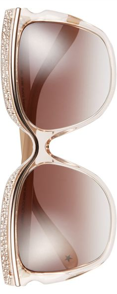 JIMMY CHOO Retro Nude Sunglasses ✺ꂢႷ@ძꏁƧ➃Ḋã̰Ⴤʂ✺ Ray Ban Glasses